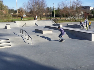 Hendersonville Nc Patton Park Olympic Pool Skate Park Sports Open To Public Asheville